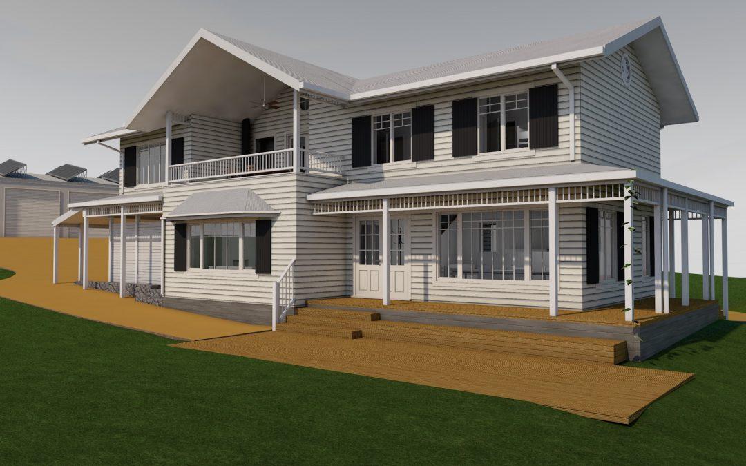 Country Style Passivhaus