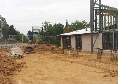 Wagga Uniting Carpark Excavation