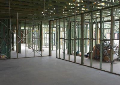Wagga Uniting Internal Framing