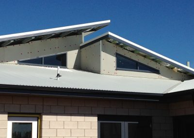 Wagga Uniting Roof Planes