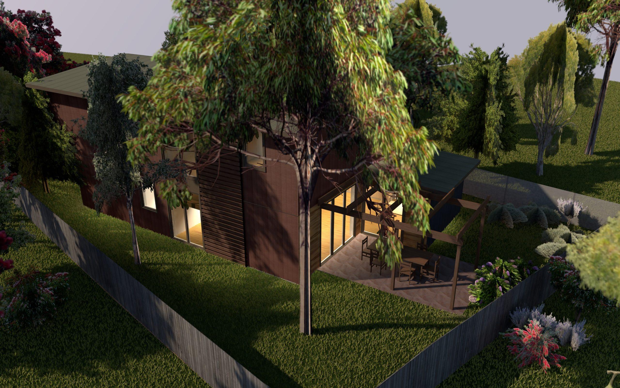 Frankston Visualisation From Neighbour 2